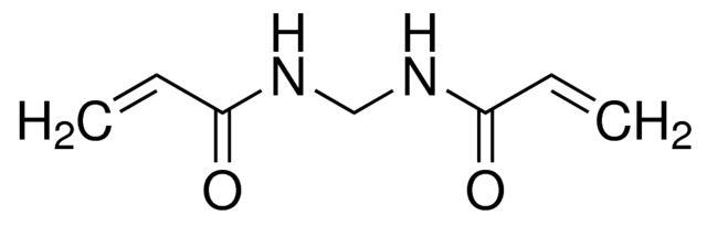N,N′-亚甲基双丙烯酰胺/110-26-9分子结构式