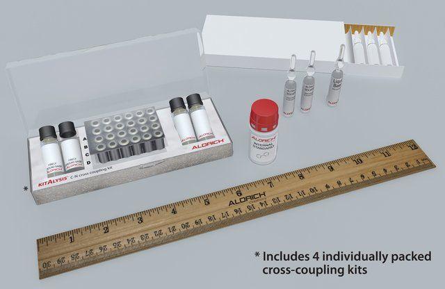 KitAlysis™高通量CN交叉偶联反应筛选试剂盒图片