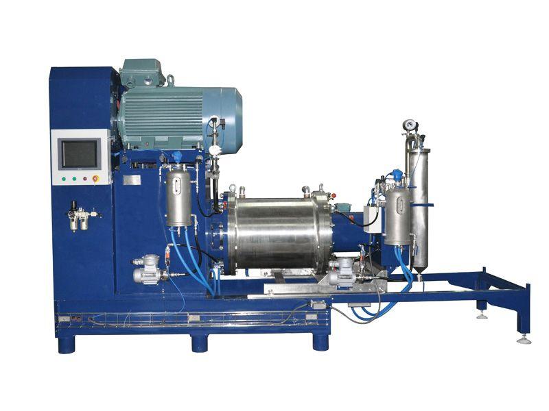 NMM-150型离心分离式纳米陶瓷砂磨机图片