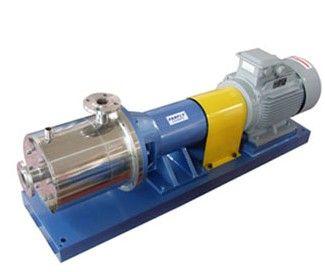 DYG系列管线式乳化机图片