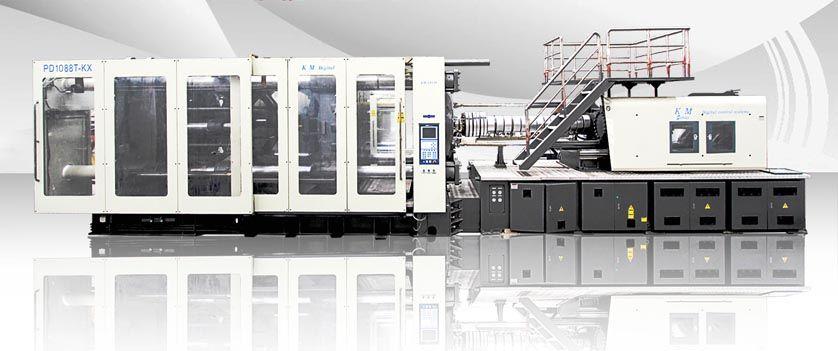 PPR/PE管件专用注塑机图片