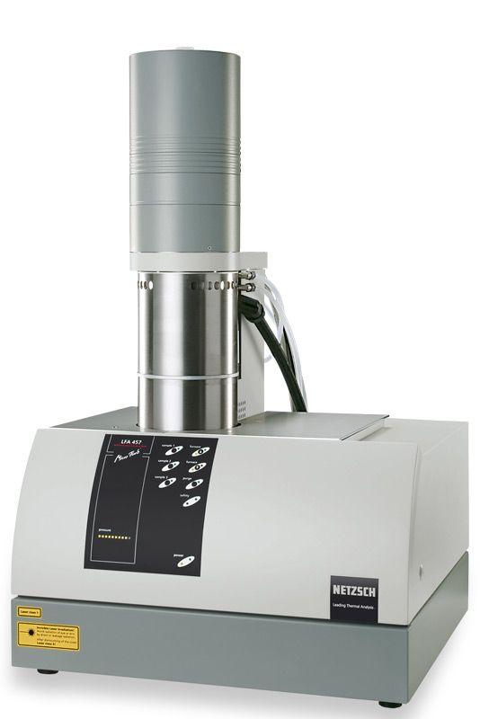 激光导热仪_LFA 457 MicroFlash®激光法导热分析仪