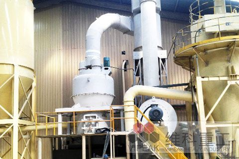 325目石灰石脱硫磨粉机