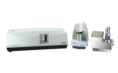 LS-POP(9)激光粒度分析仪图片