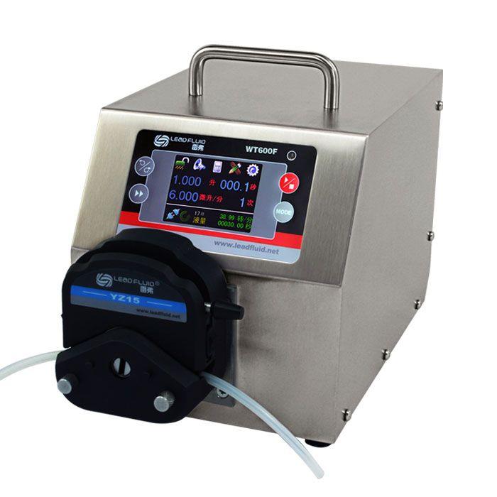 WT600F分配智能型蠕动泵(YZ15)图片