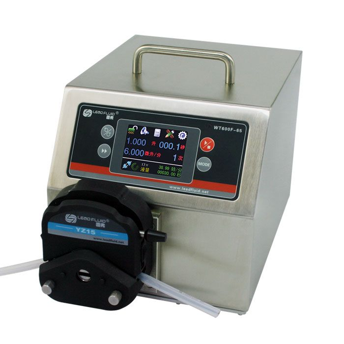 WT600F-65分配智能型蠕动泵(YZ15)图片