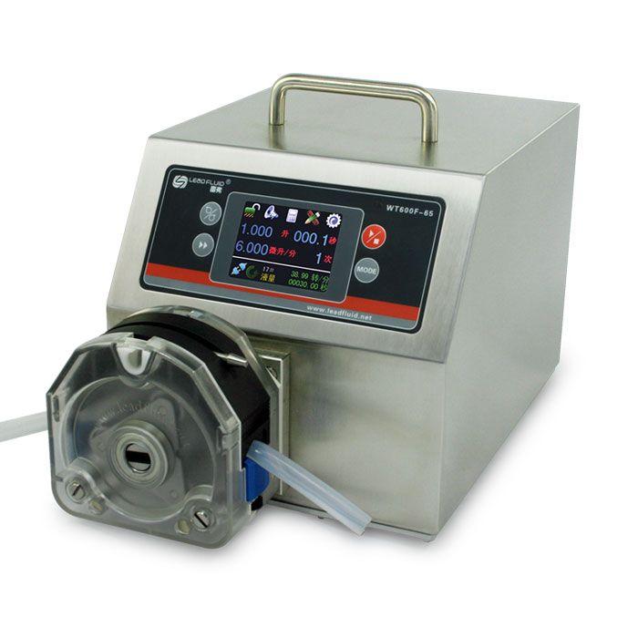 WT600F-65分配智能型蠕动泵(KZ25)图片