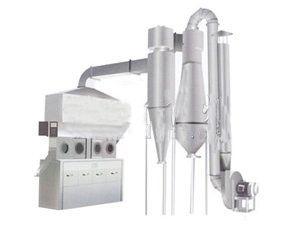 XF系列卧式沸腾干燥机图片