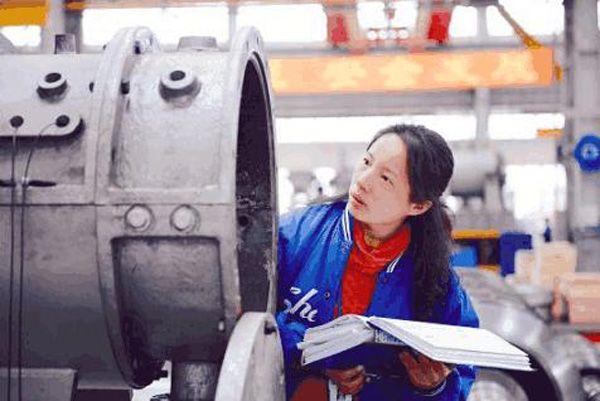 我国自主设计的第一台乙烯压缩机,打破国外垄断