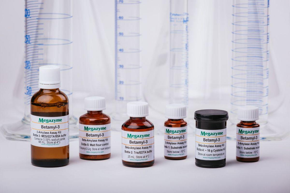 β-淀粉酶检测试剂盒图片