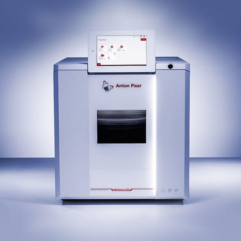 Multiwave 5000微波消解仪图片