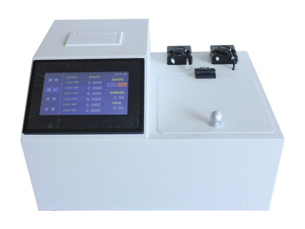 JLHM-204石油产品酸值测定仪(中和法)图片