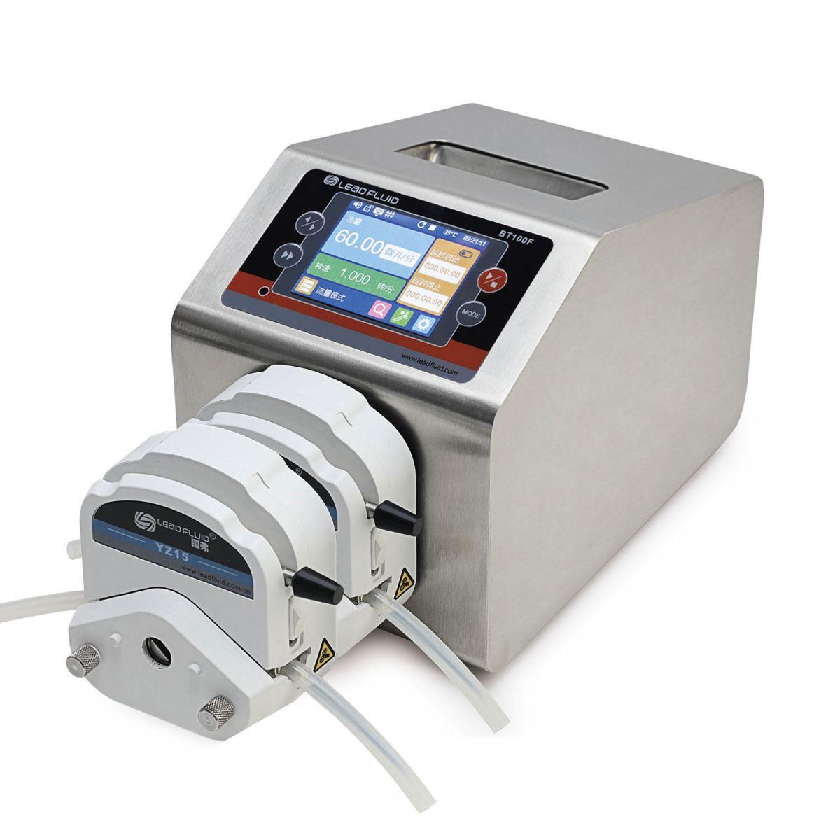 BT300F分配智能型蠕动泵(YZ15×2)图片
