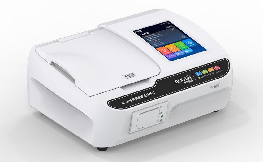 GL-800多参数水质分析仪图片