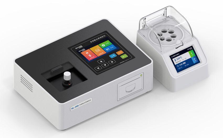 GL-200 COD氨氮总磷总氮测定仪图片